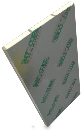 Structural Insulated Panel With Studs RAY-CORE