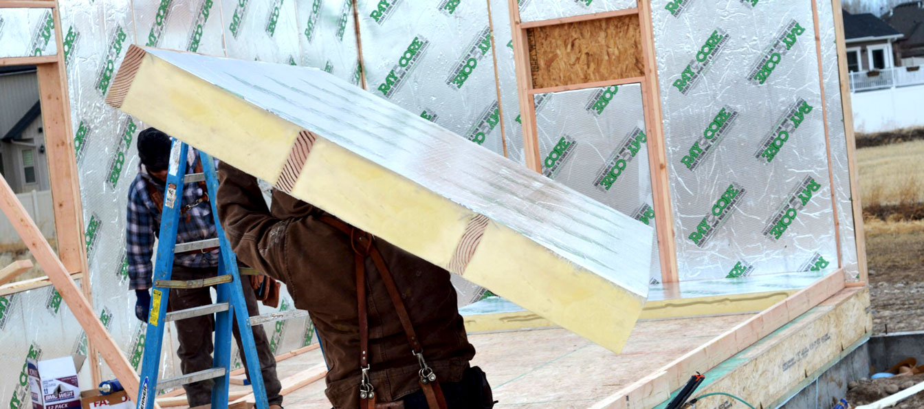 structural insulated panels raycore building systems sips