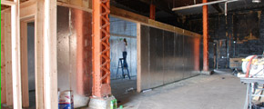 Walk-in Cooler Insulation and Other Custom Insulation Projects