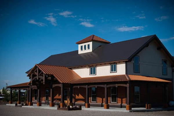 Insulated Panels Bring Technology to Timber Frame
