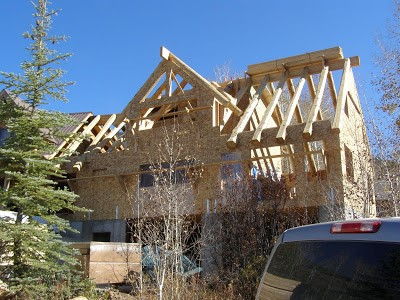 Insulated Roof Panel Timberframe Home RAYCORE