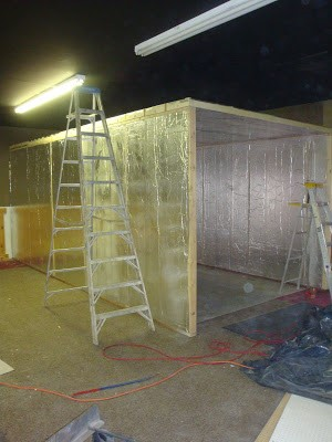Insulated Wall Panels for Cooler RAYCORE Billman