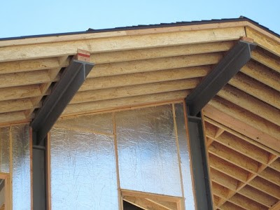 SIPs Roof Panels by RAYCORE - Mt. Lincoln Construction