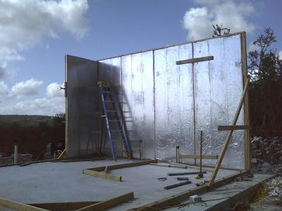 Structural Insulated Panel Diy Installation In Texas