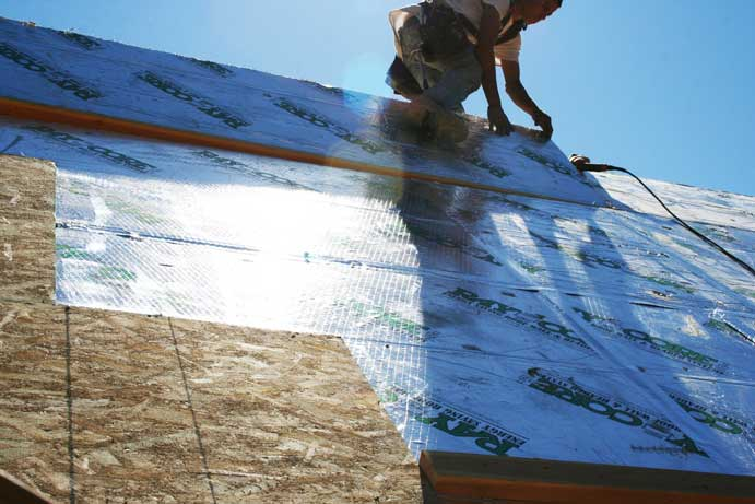 Roof Insulation Panels SIPs RAYCORE