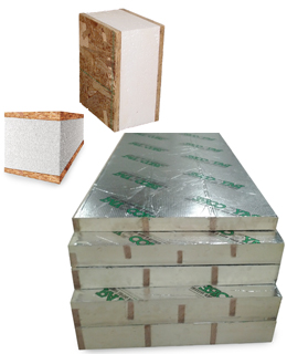 Structural Insulation Panels Different Foam Choices And