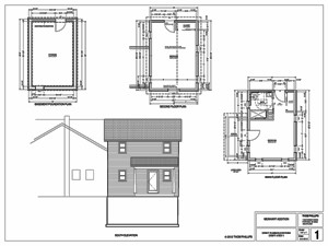 SIP Panels RAYCORE House Floor Plan RossMan