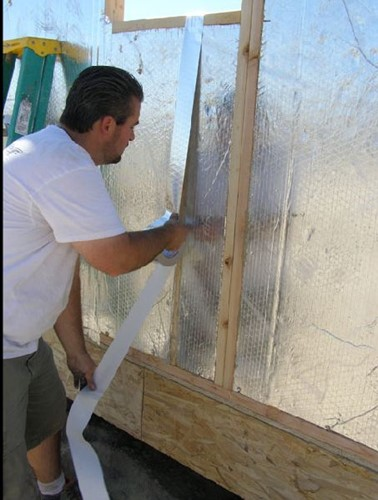 SIPs Preventing Thermal Bridging