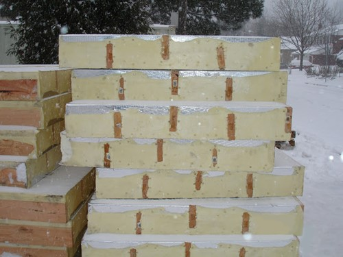 Structural Insulated Panels by RAYCORE
