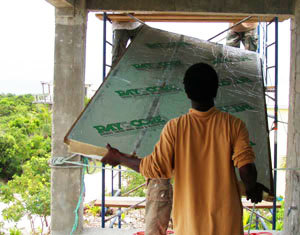 SIPs Lightweight Structural Insulated Roof Panels