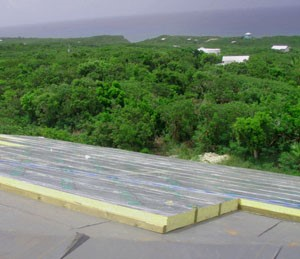 Structural Insulated Roof Panels in Bahamas - RAYCORE