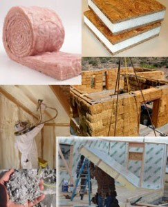 Structural Insulating Panel - SIP Compared To Other Insulations