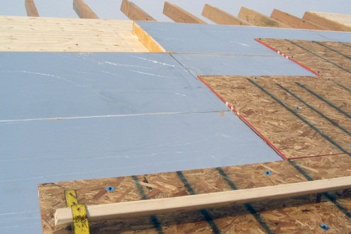 Insulated Roof Panels By RAY CORE