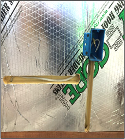Install Wiring, Plumbing & Mechanicals in RAYCORE SIPs   RAY-CORE SIPs ®RAY-CORE SIPs